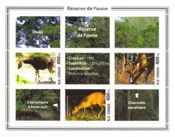 rdcF07 R.D. Congo 2005 Deer s/s