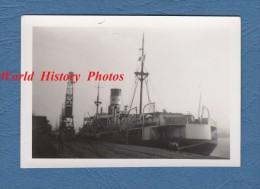 Photo ancienne - Port au MAROC - Cap Zourane ? - voir bateau