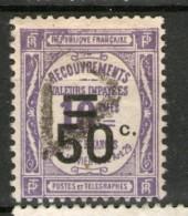 N° 51°_cote 4.60 - Postage Due