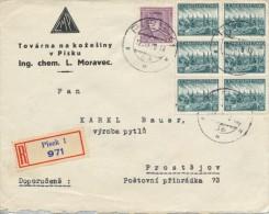 C04240 - Czechoslovakia (1938) Pisek 1 - Czechoslovakia