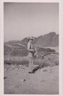 Asie,viet-nam,la Baie D'along,baie De Ha Long En Travaux Novembre 1951,ingénieur Français,carte Photo - Vietnam