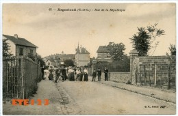 Argenteuil -  Grande Rue - Argenteuil