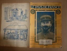 1919 LPDF:Teschen;BISKRA,Ouled-Djellai,Ouargla;C-25 Harwich;BERLIN-rév;Singe à Chivres(21);Manger La Paille;Tisser Ortie - Revues & Journaux