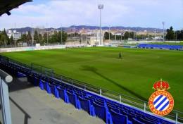 Stadium Ciudad Deportiva Dani Jarque (RCD Español B) Postcard - Size: 15x10 Cm. Aprox - Football