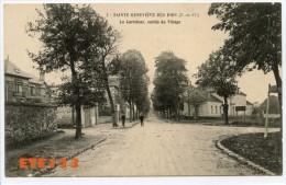 Sainte Geneviève Des Bois  - Le Carrefour, Entrée Du Village - Sainte Genevieve Des Bois