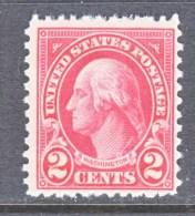 U.S. 634   Perf  11 X  10 1/2  **   1926-34  Issue - United States