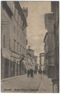 C134 !!! ARCEVIA CORSO VITTORIO EMANUELE 1911 F.P. !!! - Italia