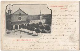 C137 !!! CHIARAVALLE CATTEDRALE 1908 F.P. !!! - Italia