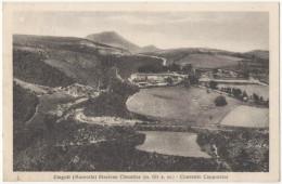 C143 !!! CINGOLI CONVENTO CAPPUCCINI 1937 F.P. !!! - Andere Städte