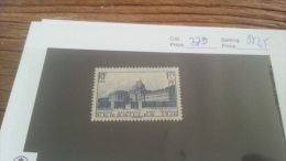 LOT 223838 TIMBRE DE FRANC NEUF** N�379 VALEUR 45 EUROS