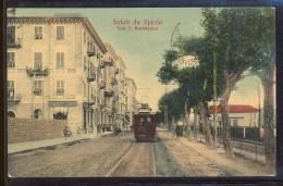 Italy - Spezia Viale S.Bartolomeo__(12563) - La Spezia