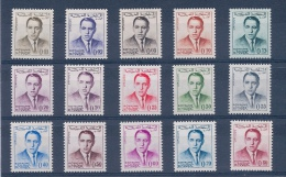MAROC - 435/444 SERIE COMPLETE NEUF MLH - Morocco (1956-...)