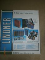 LINDNER OMNIA 05 SCHWARZ. - Albums & Reliures