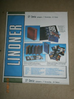 LINDNER OMNIA 07 SCHWARZ. - Albums & Reliures