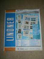 LINDNER OMNIA 081 SCHWARZ. - Albums & Reliures