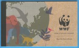 GRAN BRETAGNA -  WWF - Libretto Prestige - Libretti