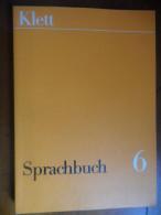 Sprachbuch 6 / De 1975 - Livres Scolaires