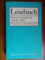 Lesebuch / De 1977 - Schulbücher