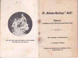 "O ""Kleine Heilige"", Hilf! - Novene Hl. Theresia Vom Kinde Jesu (6103) - Christianisme"