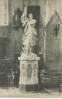 (G179) Statue De Jeanne D´Arc Dans L´Eglise De N D. - Saint Dizier