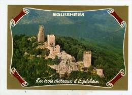 Eguisheim : Les Trois Châteaux - France