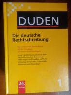 Duden / Die Deutsche Rechtschreibung / De 2006 - Dictionnaires