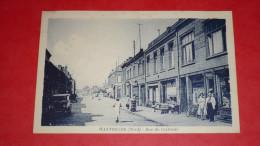 WATTRELOS (Nord) Rue Du Crétinier - Wattrelos