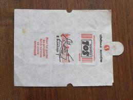 Emballage De Sucre Ancien SOL BOUCHON GALE SUCRIERE Série MUSICIENS Pianiste R/N - Sucres