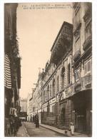 § PROMO § 17 - LA ROCHELLE Hôtel De Ville Côté De La Rue Des Gentilshommes Animée écrite - La Rochelle
