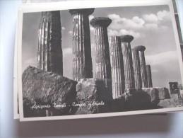 Italië Italia Sicilia Agrigento Templo Ercole - Agrigento