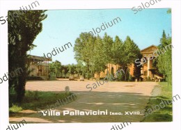 VILLA PALLAVICINI - Fondazione Gesù Divino Operaio - Bologna Genova - Bologna
