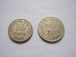 MONTENEGRO - Free Shipping - Monedas