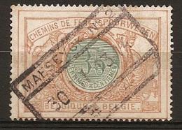 FEE-0917   MAESEYCK   N° 2     //    +      +            Ocb TR 33 - 1895-1913