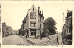 BELGIQUE - LUXEMBOURG - BERTRIX - Rue De La Gare Et Rue Des Combattants. - Bertrix