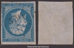 PC 3794 (St-Cloud-d'Algerie, (Oran)), Cote 37.5€ - 1849-1876: Periodo Classico