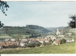 LUSSE (Vosges)  Vue Générale Du Village - VOIR 2 SCANS - - Autres Communes