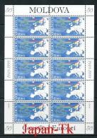 MOLDAWIEN Mi.Nr. 304-  EUROPA -50 Jahre Europarat - Kleinbogen - MNH - Europa-CEPT
