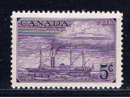 CDN+ Kanada 1951 Mi 267 Mnh Schiffe - Neufs