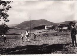"""LUSSE (Vosges)  Vue De La Colonie Vacances """"Famille Du Cheminot  - VOIR 2 SCANS - - Autres Communes"""