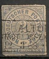 Timbres - Allemagne - Conf. De L´All. Du Nord - 1868-69 - 2 C. - N° 5 -