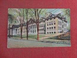 Massachusetts> Springfield  Chestnut Street School   ref 1515