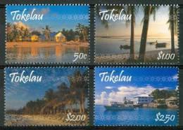 2008 Tokelau Paesaggi Landscapes Paysages Set MNH** Nu156 - Tokelau