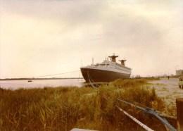 photo paquebot FRANCE 1976 LE HAVRE