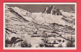 MALOJA KULM, Piz Lagrev, Im Winter - GR Grisons