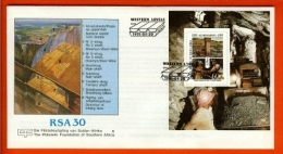 RSA, 1991, Mint First Day Cover, Nr. 5-14ms, Achievements Block, SACCnr(s) - FDC