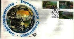 RSA, 1992, Mint First Day Cover, Nr. 5-18, Environment, SACCnr(s) - FDC