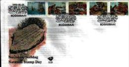 RSA, 1992, Mint First Day Cover, Nr. 5-19, National Stamp Day, SACCnr(s) - FDC