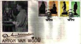 RSA, 1992, Mint First Day Cover, Nr. 5-21, Anton Van Wouw, SACCnr(s) - FDC