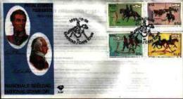 RSA, 1993, Mint First Day Cover, Nr. 5-24, Stamp Day, SACCnr(s) - FDC