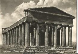 CPSM  - Italie - Agrigento - Temple De La Concorde - Andere